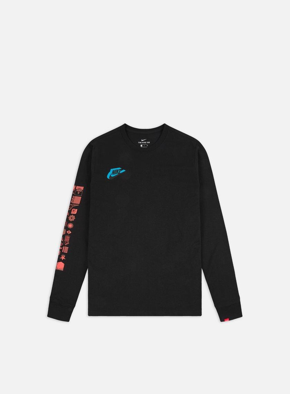 Nike NSW HBR Worldwide LS T-shirt