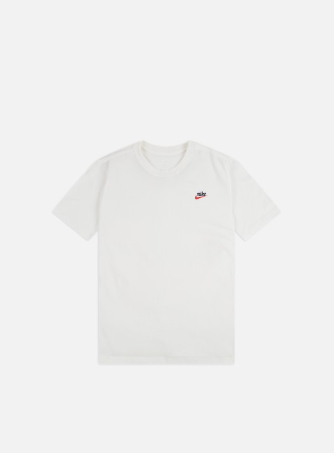 Outlet e Saldi T-shirt a Manica Corta Nike NSW Heritage LBR T-shirt