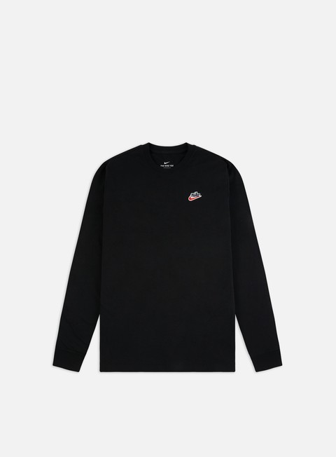Long Sleeve T-shirts Nike NSW Heritage LS T-shirt