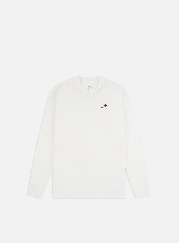 Nike NSW Heritage LS T-shirt
