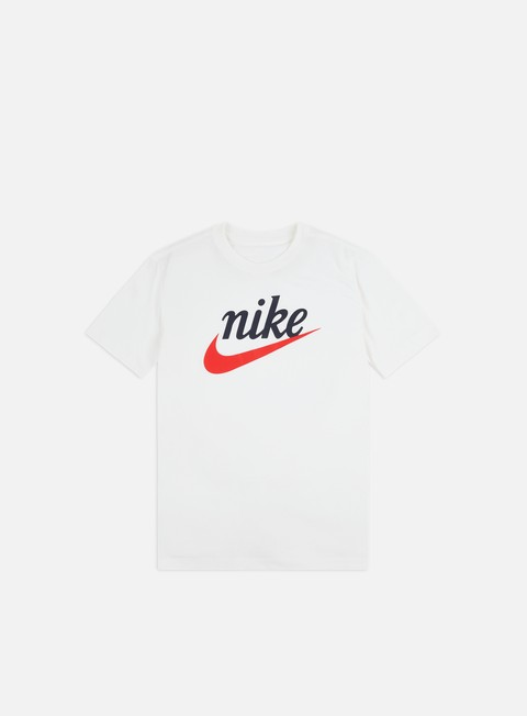 Outlet e Saldi T-shirt a Manica Corta Nike NSW Heritage T-shirt