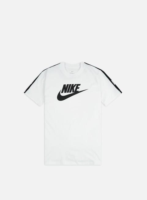 Outlet e Saldi T-shirt a Manica Corta Nike NSW Hybrid Tape T-shirt