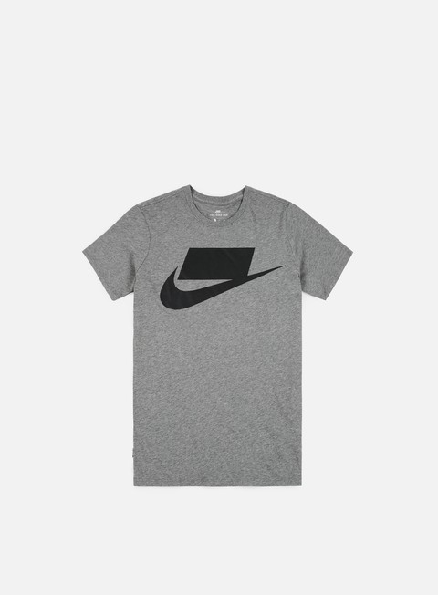 t shirt nike nsw innovation t shirt carbon heather black