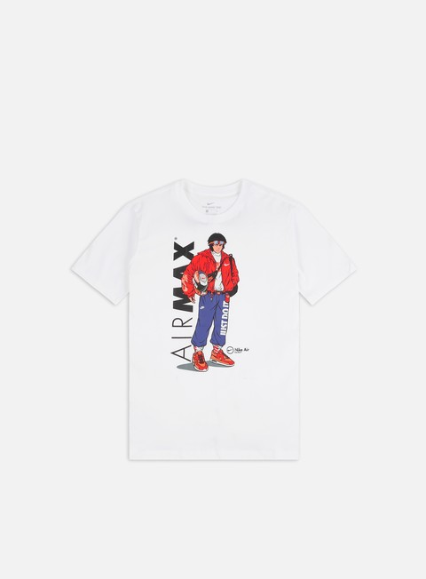 Short Sleeve T-shirts Nike NSW Manga Hypeman T-shirt