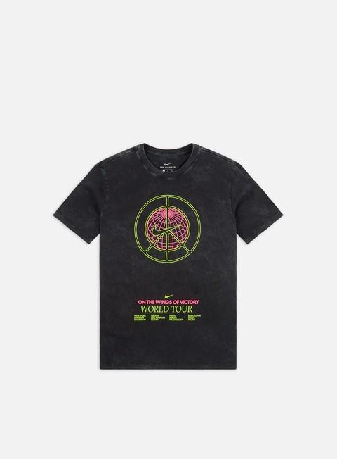 Outlet e Saldi T-shirt a Manica Corta Nike NSW Music Tour Wash T-shirt