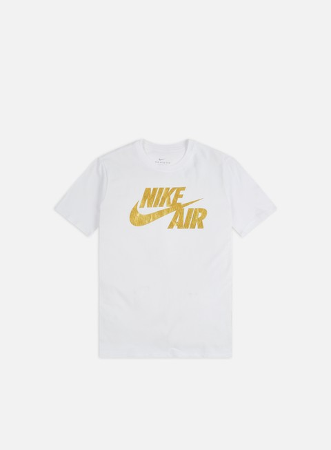 Short Sleeve T-shirts Nike NSW Preheat Nike Air T-shirt