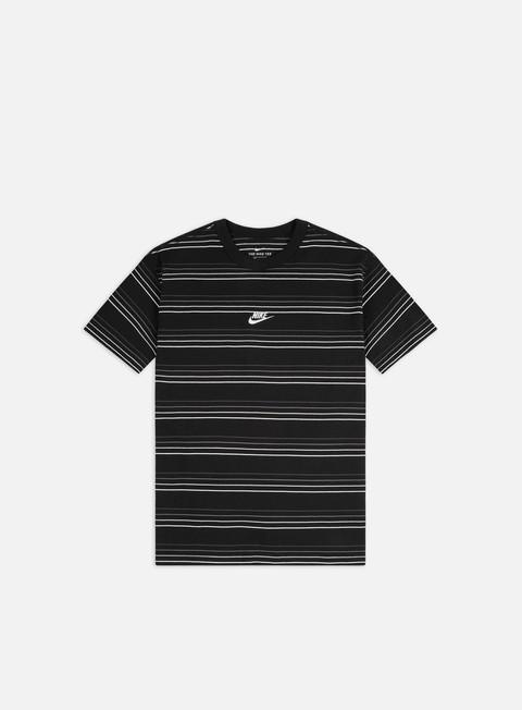 T-shirt a righe Nike NSW Premium Essential Striped AOP T-shirt