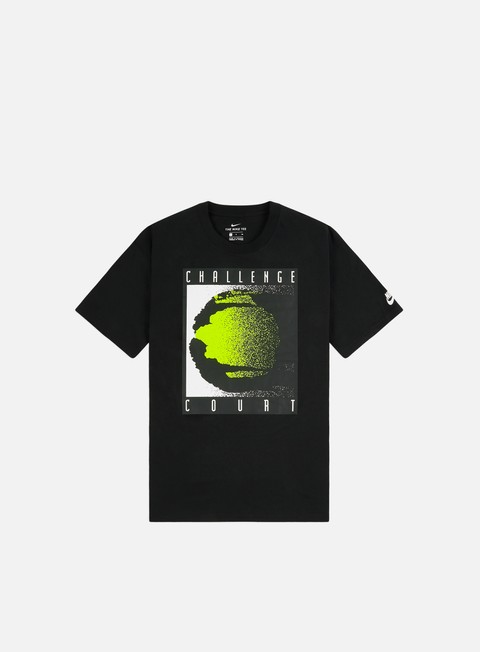 Short Sleeve T-shirts Nike NSW Reissue Court Logo T-shirt