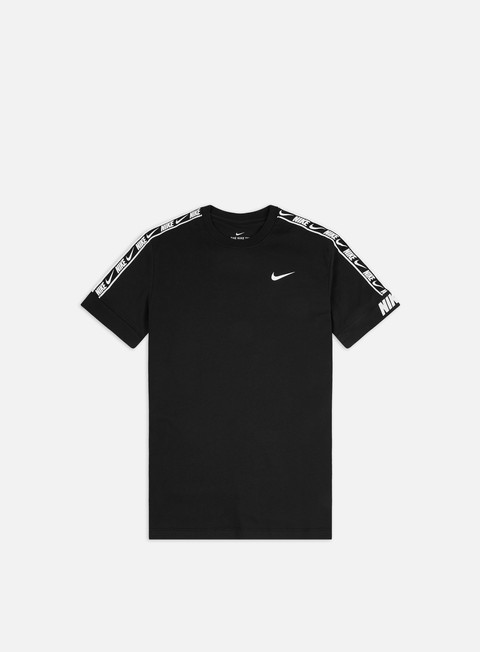 T-shirt a Manica Corta Nike NSW Repeat T-shirt
