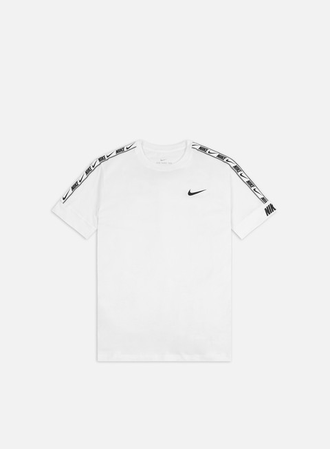 Outlet e Saldi T-shirt a Manica Corta Nike NSW Repeat T-shirt