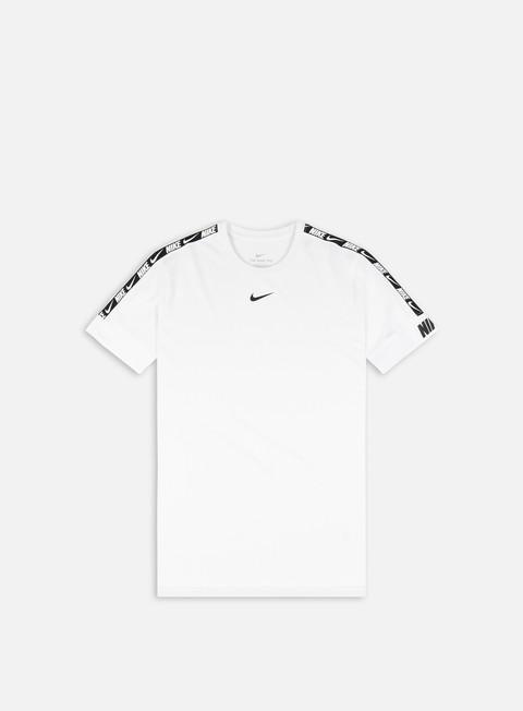 T-shirt a Manica Corta Nike NSW Repeat T-shirt