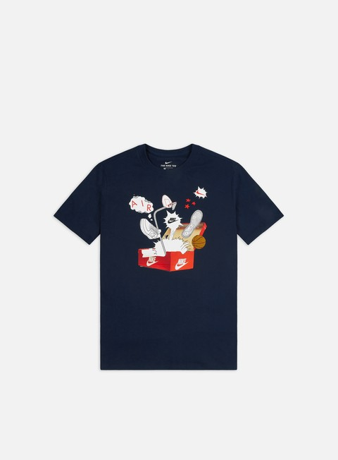 T-shirt a Manica Corta Nike NSW Shoebox Photo T-shirt