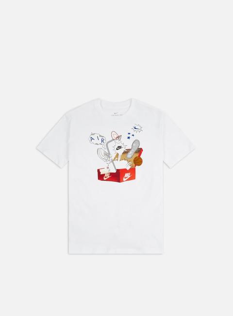 Outlet e Saldi T-shirt a Manica Corta Nike NSW Shoebox Photo T-shirt