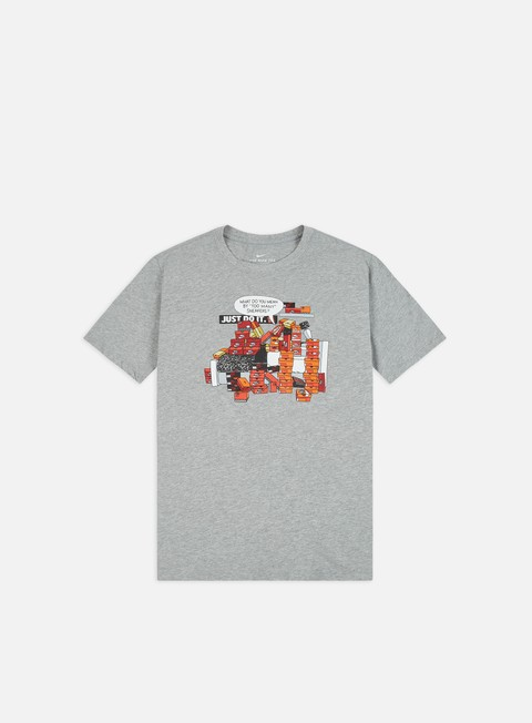 Short Sleeve T-shirts Nike NSW Snkr Cltr 7 T-shirt