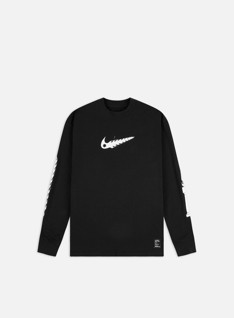 Long Sleeve T-shirts Nike NSW Sophy Hollington LS T-shirt