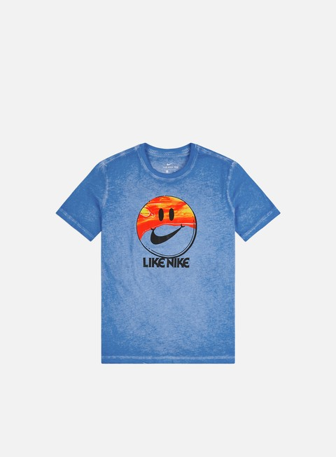 Short Sleeve T-shirts Nike NSW Spring Break Like Nike Dye T-shirt