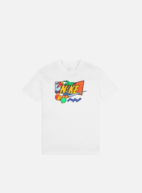 T-shirt a Manica Corta Nike NSW Summer Futura T-shirt