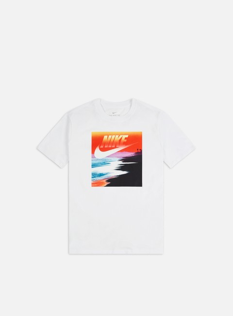 T-shirt a Manica Corta Nike NSW Summer Photo 3 T-shirt