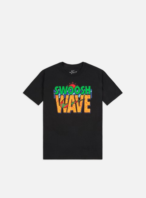 T-shirt a Manica Corta Nike NSW Summer Wave T-shirt