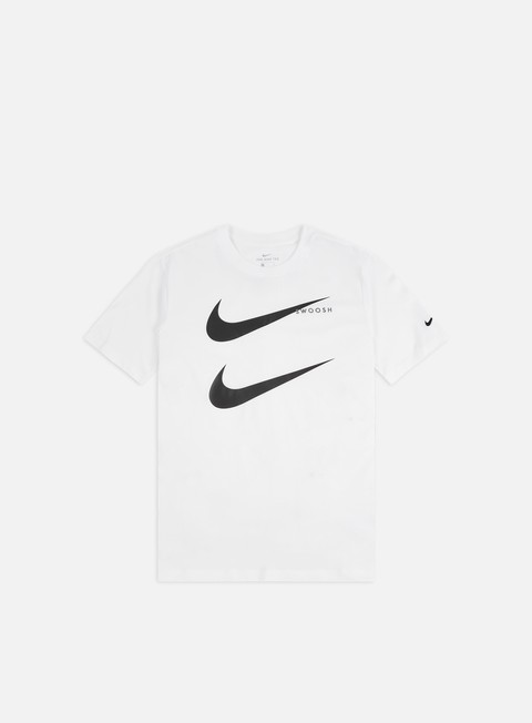 Short Sleeve T-shirts Nike NSW Swoosh 2 PK T-shirt