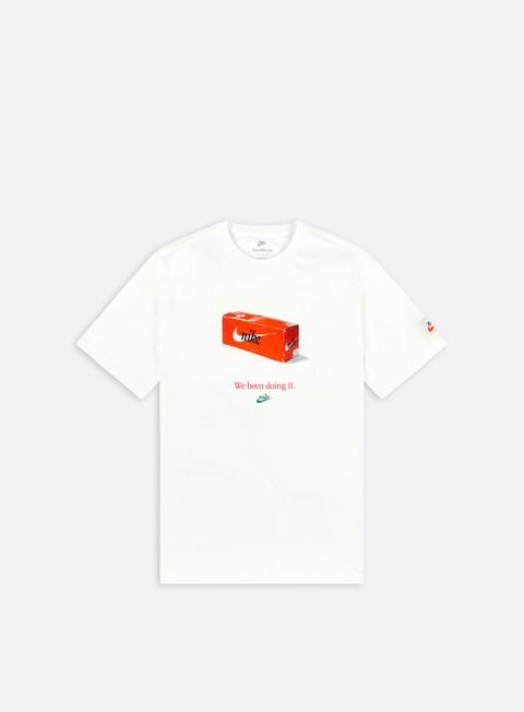 Short sleeve T-shirts Nike NSW Swoosh 50 Photo T-shirt