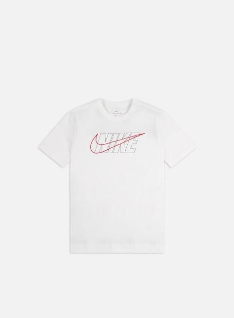 Outlet e Saldi T-shirt a Manica Corta Nike NSW Swoosh Essential T-shirt