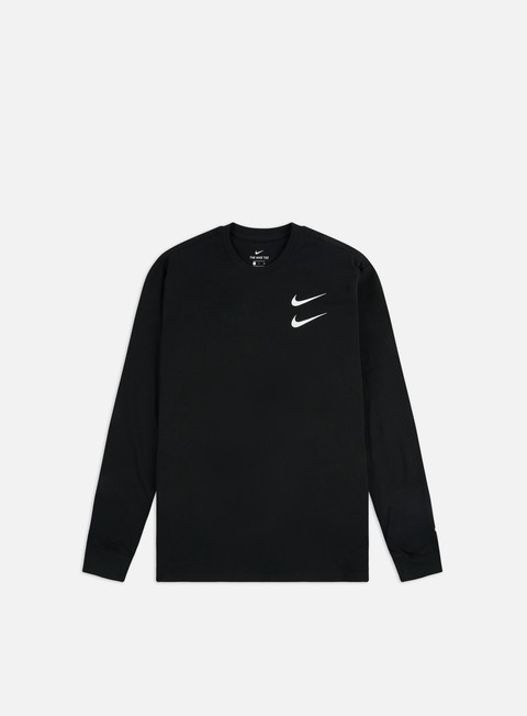 Long Sleeve T-shirts Nike NSW Swoosh LS T-shirt