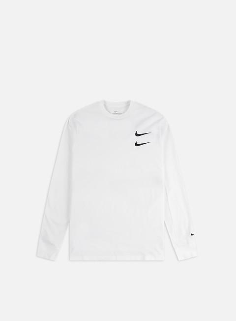 T-shirt Logo Nike NSW Swoosh LS T-shirt