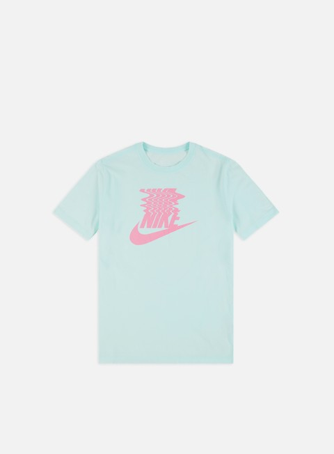 T-shirt a Manica Corta Nike NSW SZNL STMT 11 T-shirt Teal Tint
