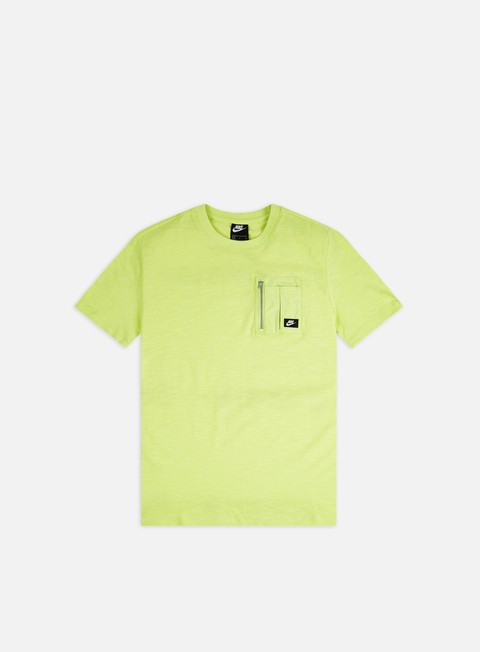 Nike NSW Top Ltwt Mix Pocket T-shirt
