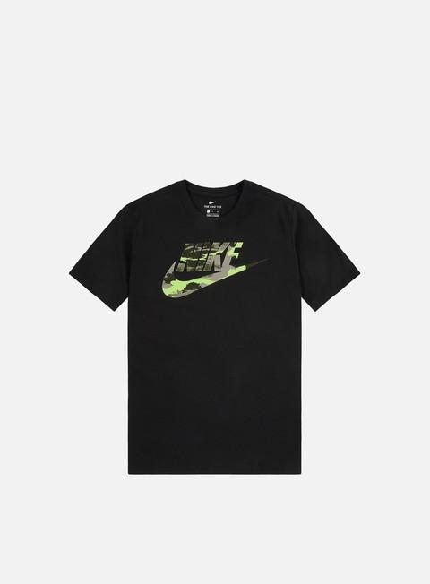 Outlet e Saldi T-shirt a Manica Corta Nike NSW Trend Spike T-shirt