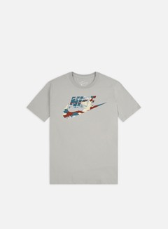 Nike - NSW Trend Spike T-shirt, College Grey