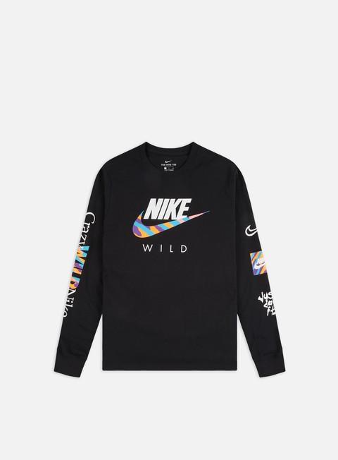 T-shirt a Manica Lunga Nike NSW Wild Futura LS T-shirt