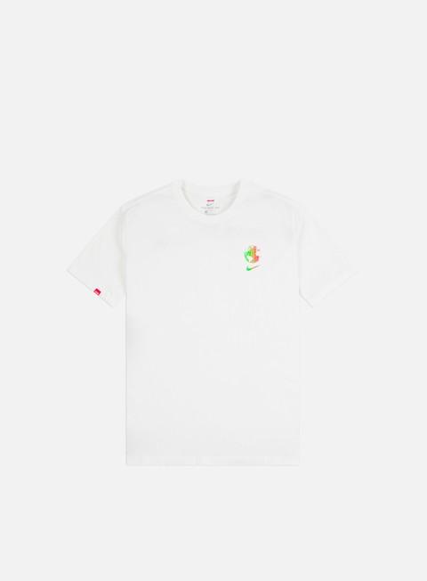 Outlet e Saldi T-shirt a Manica Corta Nike NSW Worldwide Globe T-shirt