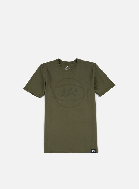 Short Sleeve T-shirts Nike Pression AF1 T-shirt
