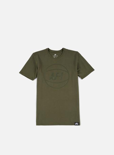 t shirt nike pression af1 t shirt cargo khaki