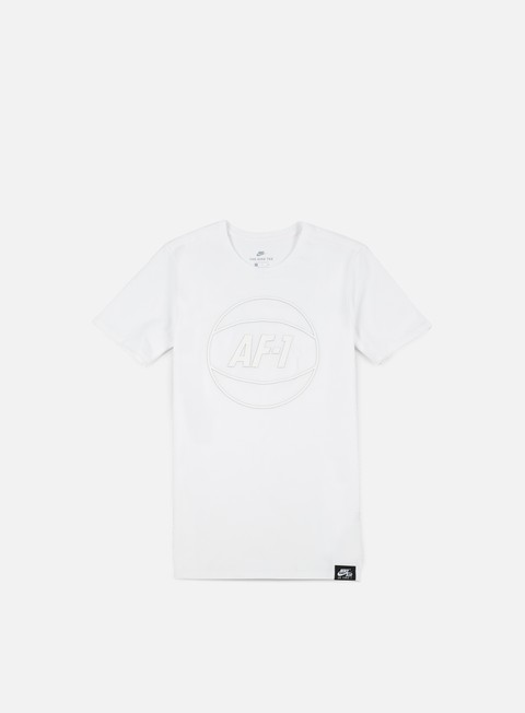 Sale Outlet Short Sleeve T-shirts Nike Pression AF1 T-shirt