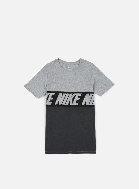 t shirt nike repeat t shirt dark grey heather black