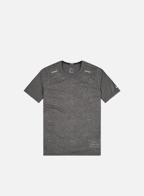 Short Sleeve T-shirts Nike Rise 365 Run Division T-shirt