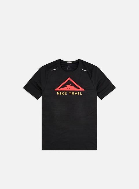 Outlet e Saldi T-shirt a Manica Corta Nike Rise 365 Trail T-shirt