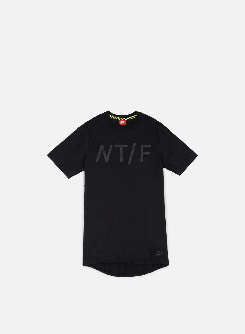 Nike - RU Seasonal T-shirt, Black/Black