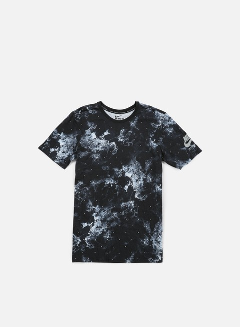 T-shirt con Stampa All Over Nike Running Seasonal AOP