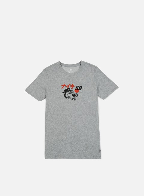 Outlet e Saldi T-shirt a Manica Corta Nike SB BBQ Fish Dri-Fit T-shirt