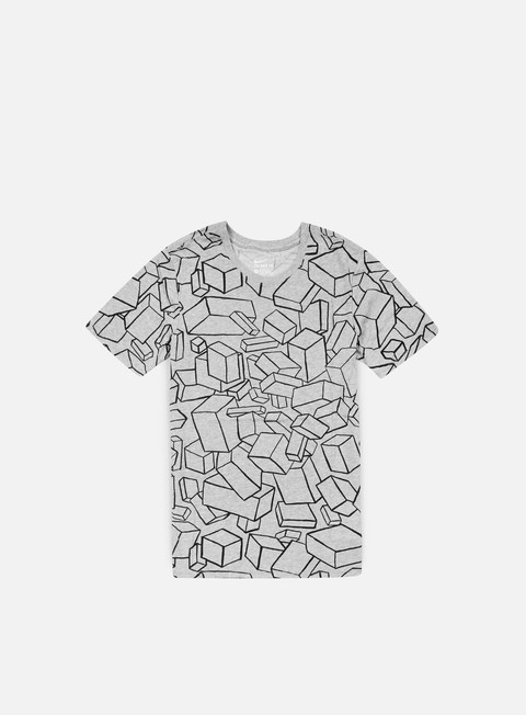 t shirt nike sb bricks t shirt heather grey black