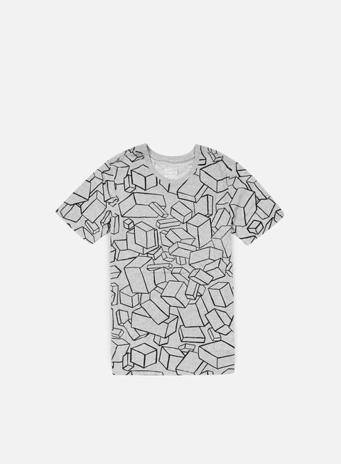 Outlet e Saldi T-shirt a Manica Corta Nike SB Bricks T-shirt