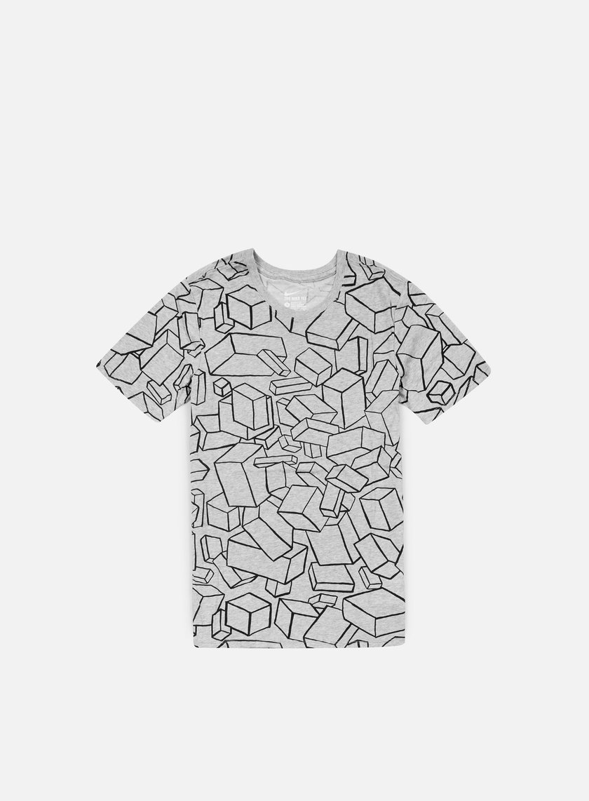 Nike SB - Bricks T-shirt, Heather Grey/Black