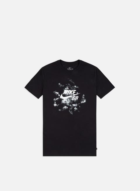 Outlet e Saldi T-shirt a Manica Corta Nike SB Dorm Room 2 T-shirt
