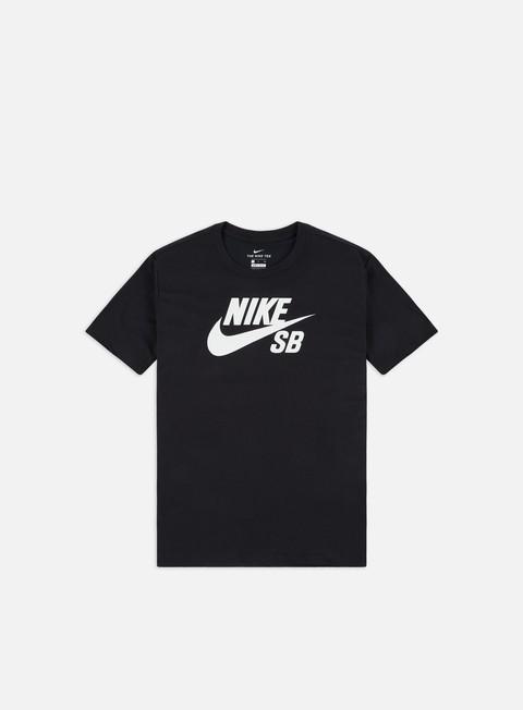 T-shirt a Manica Corta Nike SB Dri-Fit Logo T-shirt