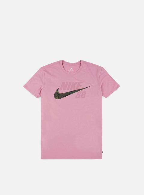 t shirt nike sb dry dfc camo t shirt elemental pink