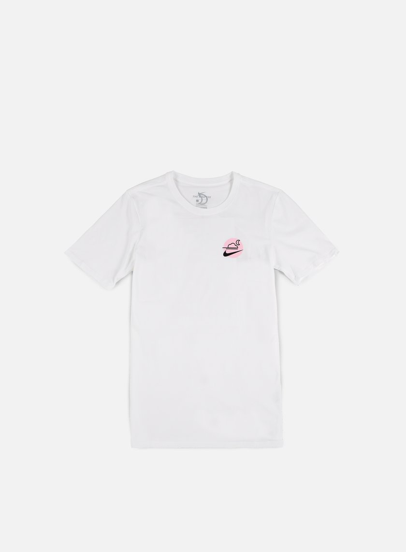 Nike SB - Dry Skyscraper T-shirt, White/Black